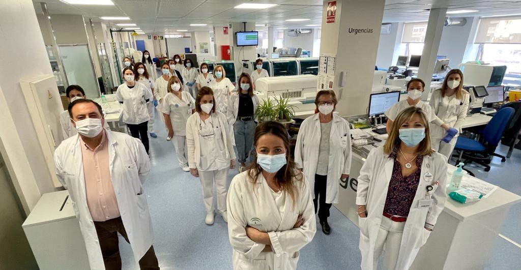El Laboratorio del Hospital de Jaén certifica su nivel óptimo