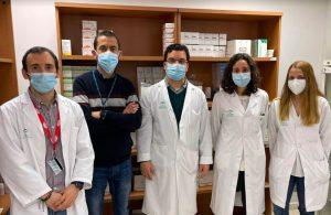 El Hospital de Valme analiza cómo influye la complejidad farmacoterapéutica en la calidad de vida de pacientes VIH