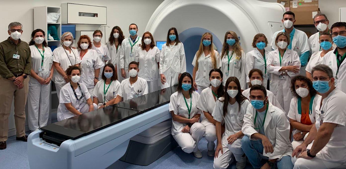 Unidad de Oncología Radioterápica y Radiofísica Hospitalaria del Hospital Virgen de la Victoria