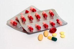Blister con medicamentos